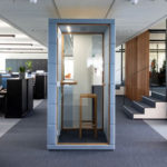 Akustik Ofis Kabini